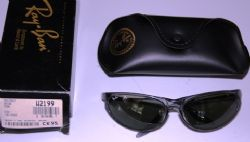 5e227ebc49e Ray Ban W2199 Side Street Skyline Smoked Grey with G15 lens New Listing